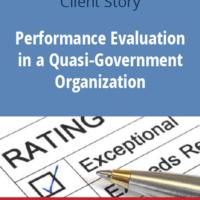 Αξιολόγηση Απόδοσης σε Ημικρατικό Οργανισμό και Δημόσιο Πανεπιστήμιο