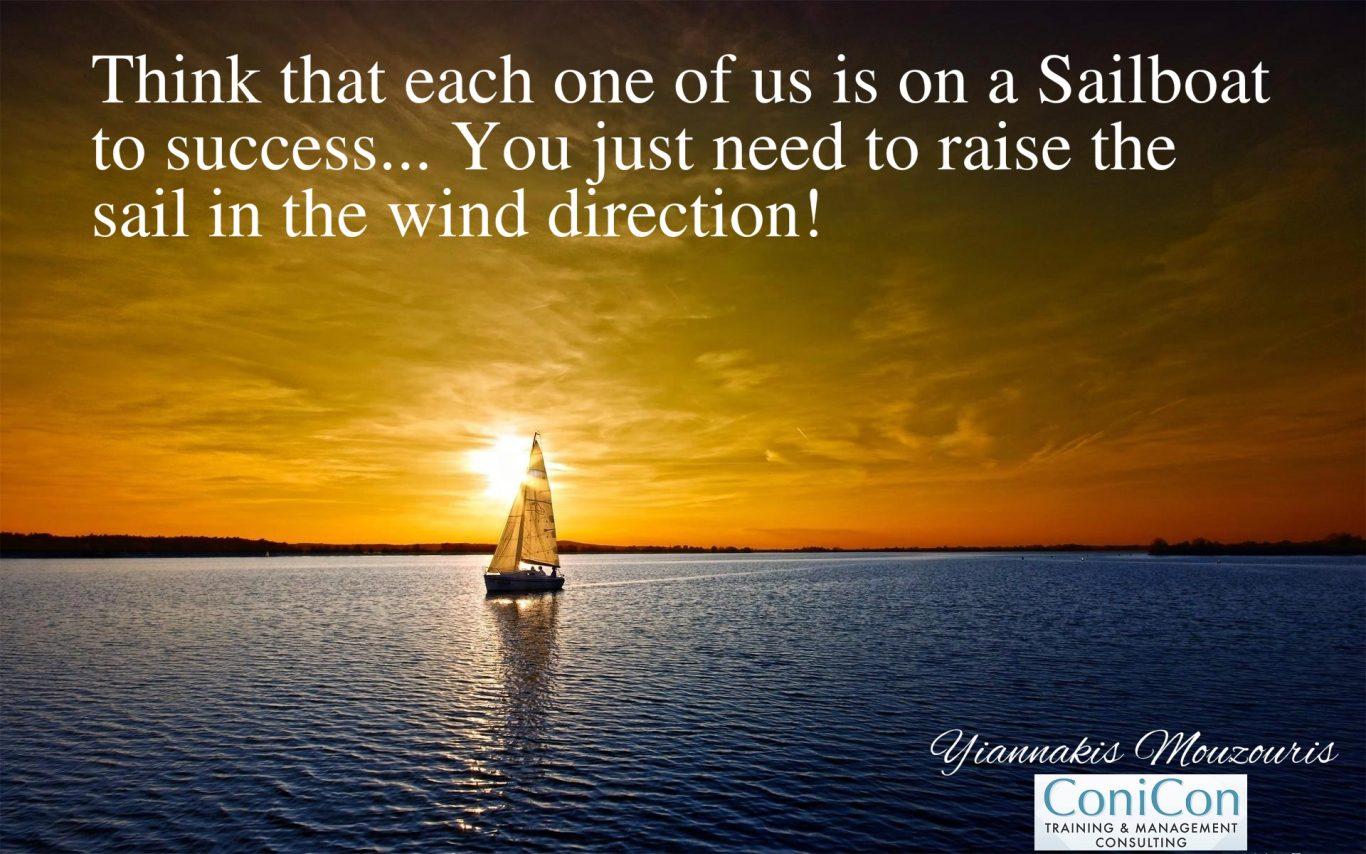 Sailing tip