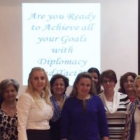 Diplomacy and Tact Seminar Nicosia