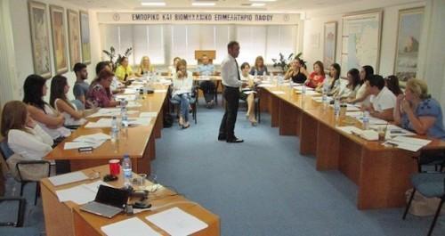 In-house Seminars Cyprus, EBEP Seminar, Paphos