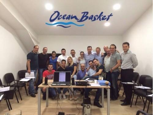 Ocean Basket, In-house seminar - Σεμινάρια Κύπρος 2016