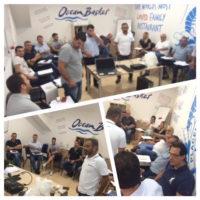 Ocean Basket In house seminar ..