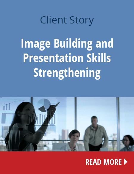 Ενίσχυση Επαγγελματικού Προφίλ  (Image building) και Ικανοτήτων Παρουσίασης