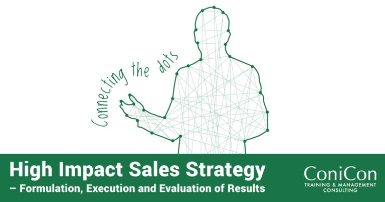 Σεμινάριο Λευκωσία (English)-High Impact Sales Strategy – Formulation, Execution and Evaluation of Results