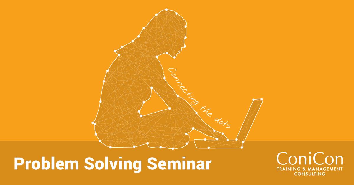 Live Online Training - Problem Solving – Αποτελεσματική Διαχείριση και Επίλυση Προβλημάτων