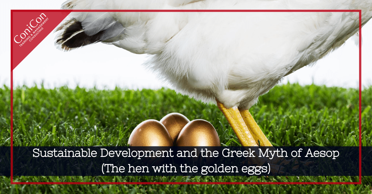 the hen with the golden egg