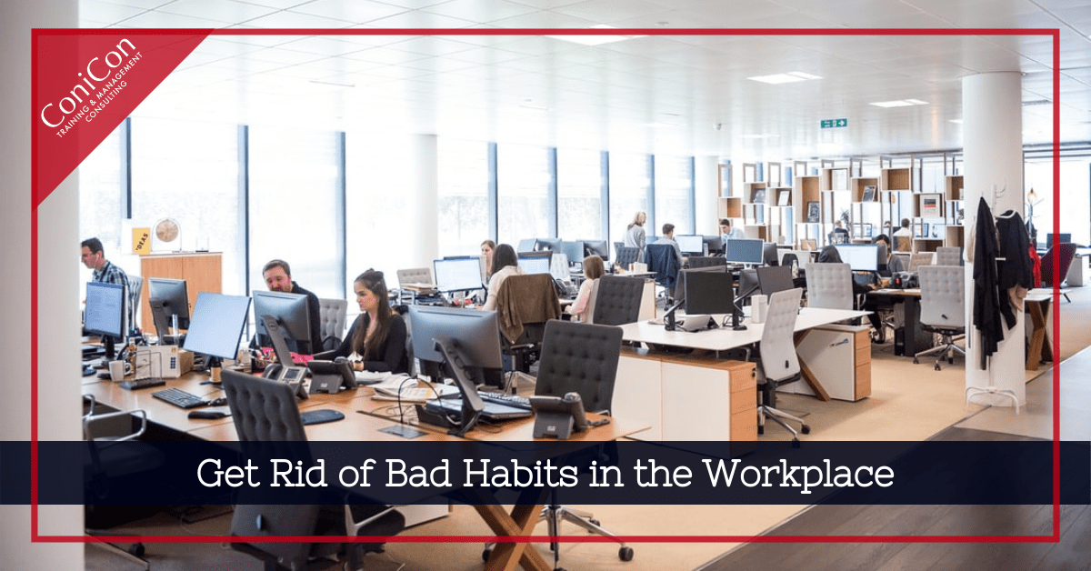 bad habits workplace