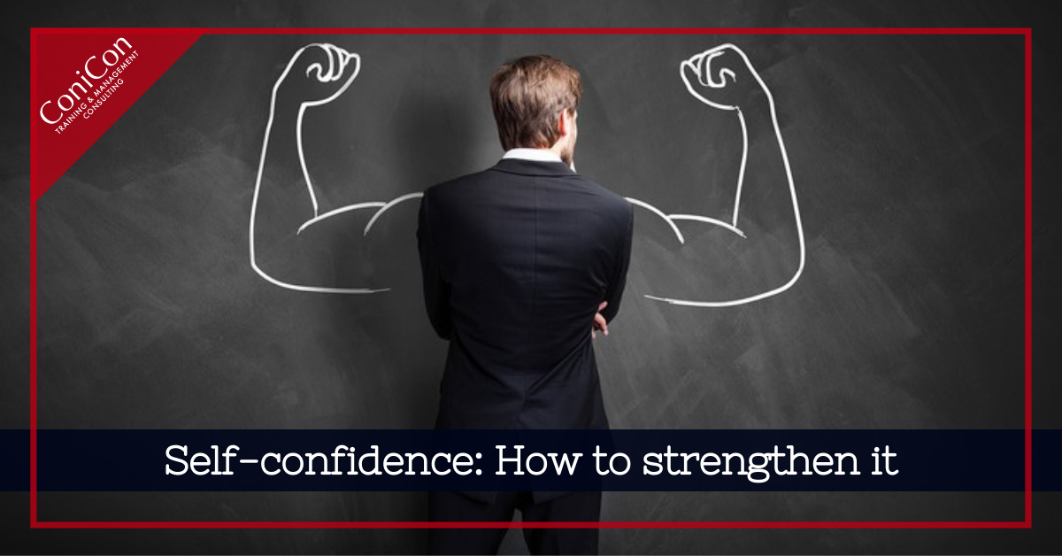 self confidence how to strengthen it