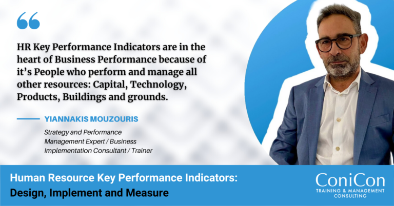 (English) - Live Online Training - Human Resource Key Performance Indicators: Design, Implement and Measure HR KPIs